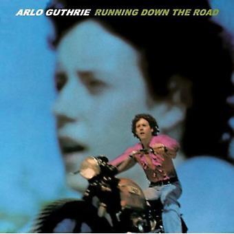 Arlo Guthrie - importação EUA executando Down the Road [CD]