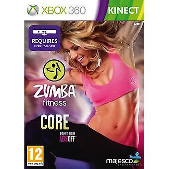 Zumba Core 2012 (Xbox 360) — nowość