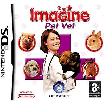 Φανταστείτε το PET VET (Nintendo DS)-νέο