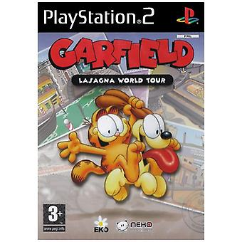 Garfield Lasagne World Tour (PS2) - New Factory Sealed