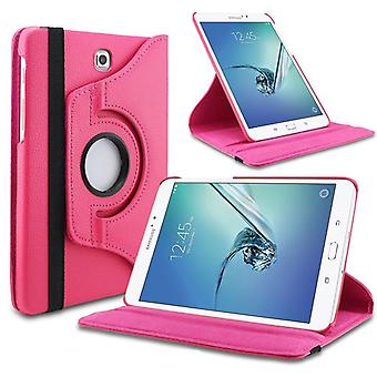 Schutzhülle 360 Grad Pink Tasche für Samsung Galaxy Tab S3 9.7 T820 T825