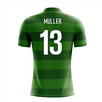 2020-2021 Germany Airo Concept Away Shirt (Muller 13) - Lapset