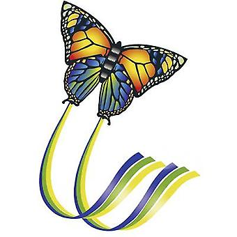 Günther Flugspiele Single line Kite Butterfly Wingspan 950 mm Wind speed range 4 - 6 bft