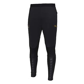 2018-2019 Arsenal Puma Pro Training pantaloni cu buzunare (negru)