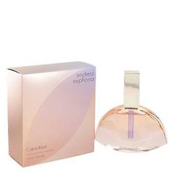 Calvin Klein endeløse eufori Eau de Parfum 75ml EDP Spray