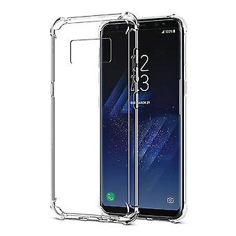 Stuff Certified ® 5-Pack Transparent Clear Silicone Case Cover TPU Case Samsung Galaxy S8 Plus