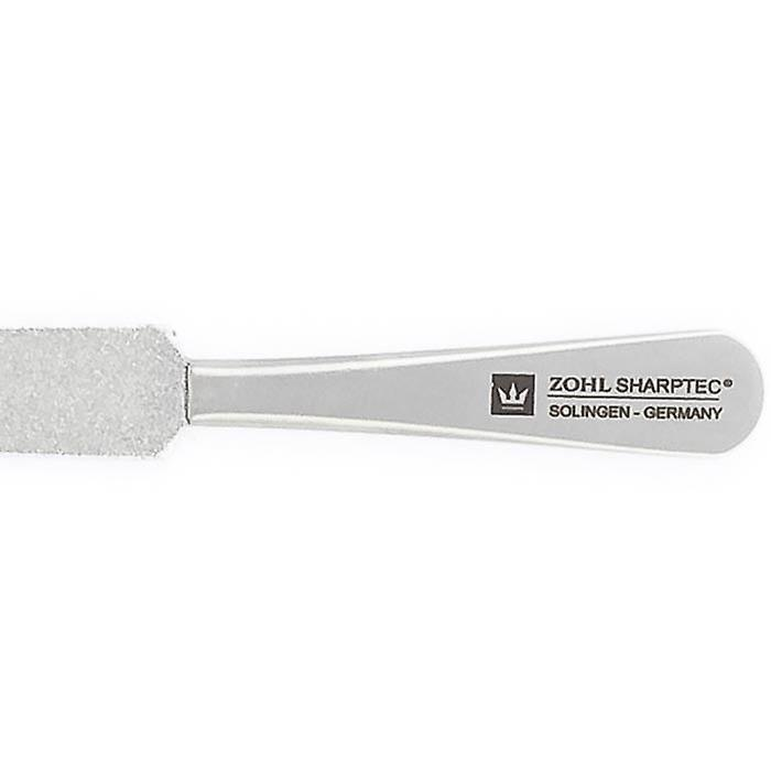 ZOHL Solingen Sapphire Nail File Stainless Steel 12.5cm