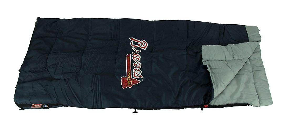Coleman Atlanta Braves Youth Sleeping Bag