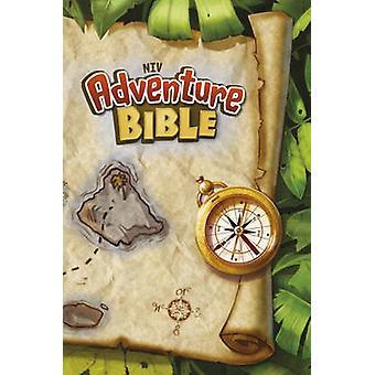NIV äventyr Bibeln av ny internationell Version - 9781444703450 bok