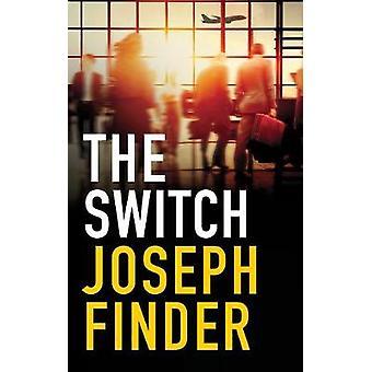 Den Schalter von Joseph Finder - 9781786693846 Buch