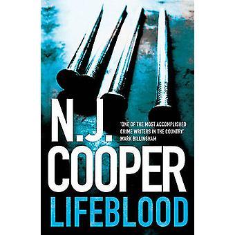 Livet blod av N. J. Cooper - 9781847374158 bok