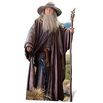Gandalf from The Hobbit Lifesize Cardboard Cutout / Standee