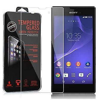 Tempered Glass for Sony Xperia T3 Protective Film (Tempered) Screen Protective Glass with 3D Touch