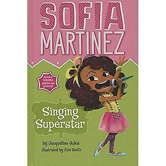 Syngende Superstar (Sofia Martinez)