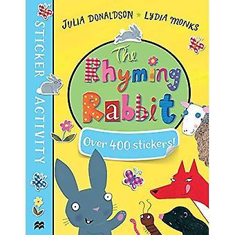 La rima coniglio Sticker Book
