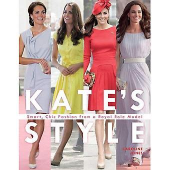 Kate stil: Smart, elegant mote en kongelig rollemodell