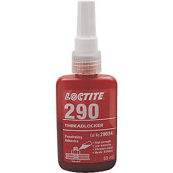 Loctite 142568 290 High Strength Penetrating Threadlocker Adhesive 50Ml