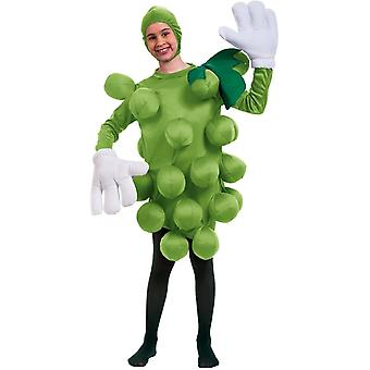 Green Grapes Child Costume