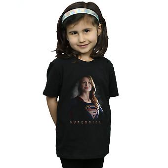 DC Comics Girls Supergirl TV Series Kara Pose T-Shirt
