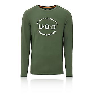 Union Of Definition Long Sleeve Legend Top