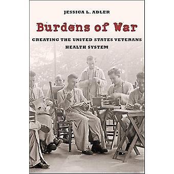 戦争 - 米国退役軍人健康システムの作成の重荷