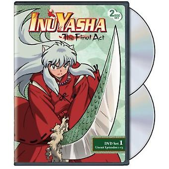 InuYasha USA acte Final-Set 1 [DVD] import