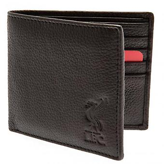Liverpool Brown Leather Wallet