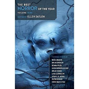 The Best Horror of the Year Volume Nine by Ellen Datlow - 97815107166