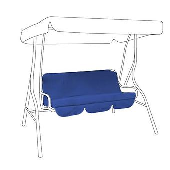 Gardenista® Blue Replacement Canopy for 2 Seater Swing Seat