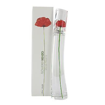 Kenzo Flowers 50ml Eau de Toilette Spray for Women