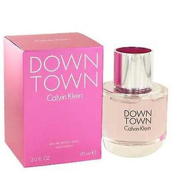 Downtown By Calvin Klein Eau De Parfum Spray 3 Oz (women) V728-500948