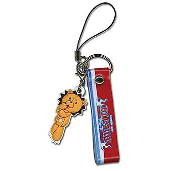 Cell Phone Charm - Bleach - New Kon w/ Strap Toys Gifts Anime Licensed ge8255