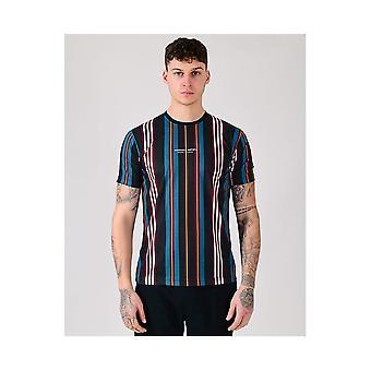 MARSHALL ARTIST Vertical Stripe T-shirt