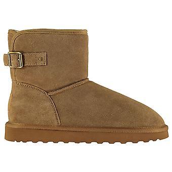 SoulCal Womens Alison Snug Boots Ladies Shoes