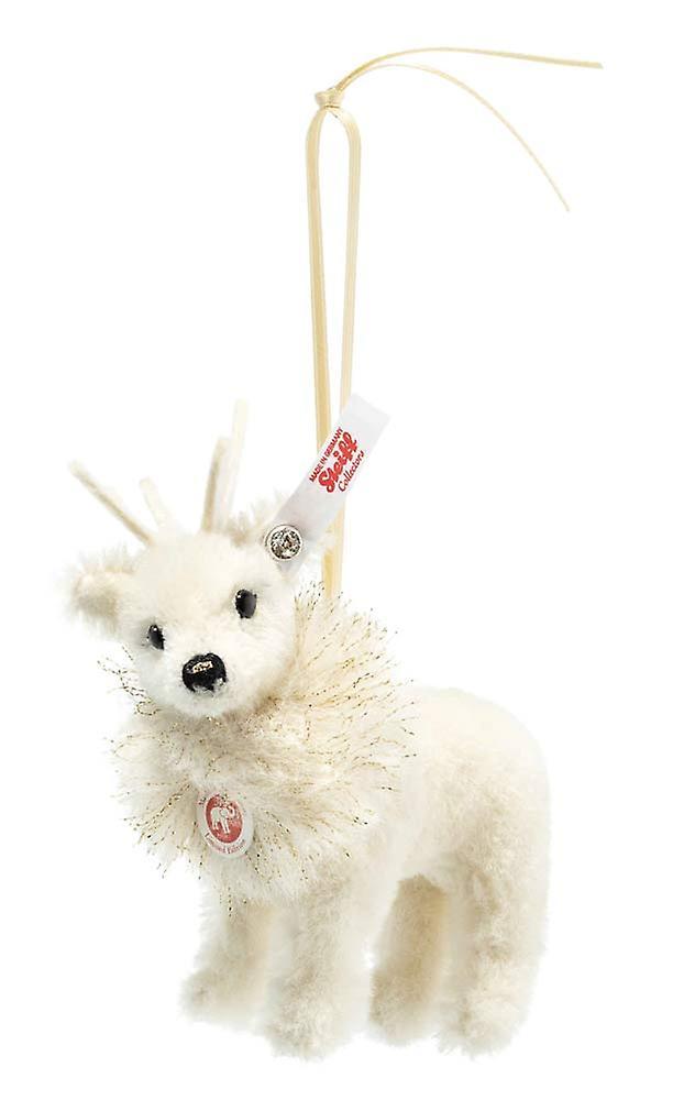 Steiff Winter Reindeer Ornament 12 cm