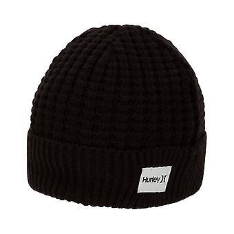 Hurley Knitted Cuff Beanie ~ M Sierra black