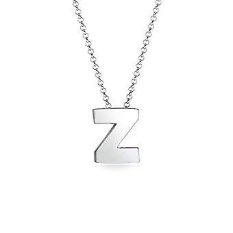 Elli Silber Anhänger Halskette 0108222517_45