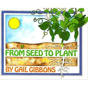 From Seed to Plant by Gail Gibbons - 9780823408726 Book