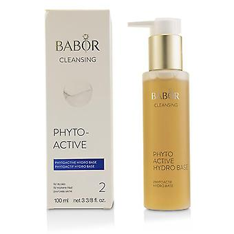 Babor Cleansing Phytoactive Hydro Base - For Dry Skin - 100ml/3.4oz