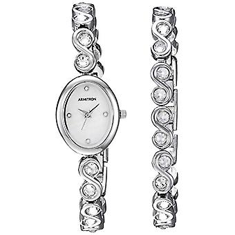 Armitron Clock Donna Ref. 75/5586MPSVST