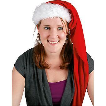 Tomte Luva Santa sombrero largo