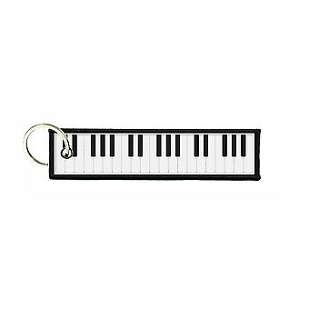 Porte cles aviation keychain voiture piano musique instrument pianiste