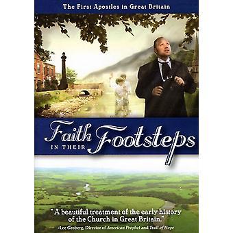 Faith in Their Footsteps [DVD] USA import