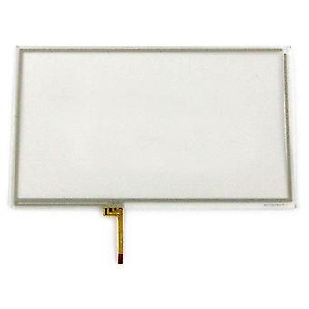 Replacement touch screen digitizer part for nintendo wii u gamepad