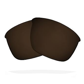 Polarized Replacement Lenses for Oakley Thinlink Sunglasses Brown Anti-Scratch Anti-Glare UV400 by SeekOptics
