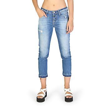 Indovina donne's kale jeans blu w74a05d1h4p