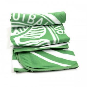 Manta de vellón del Celtic FC
