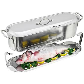 Judge Speciality, 45cm Fish Poacher, 7.3 Litre