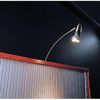 Lampa budowlana mebli Pilas I max. 50W L 440mm srebrny IP20