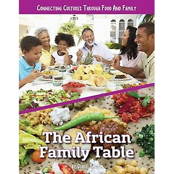 African Family Table by Diane Bailey